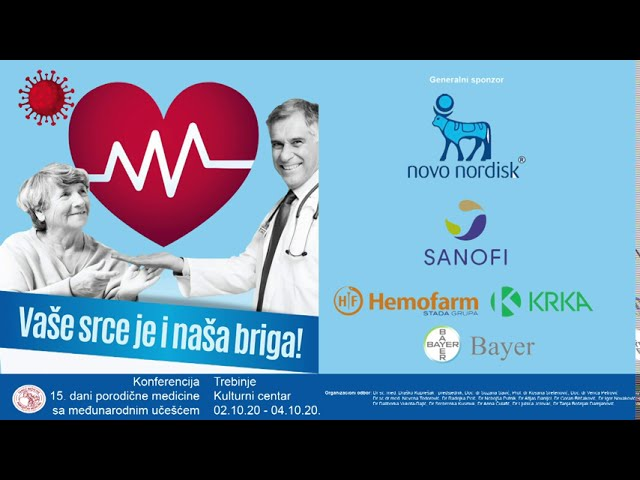 Konferencija 15. dani porodične medicine RS