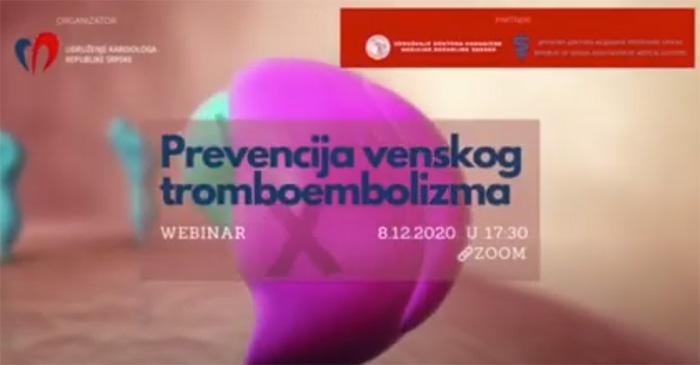 Prevencija venskog tromboembolizma