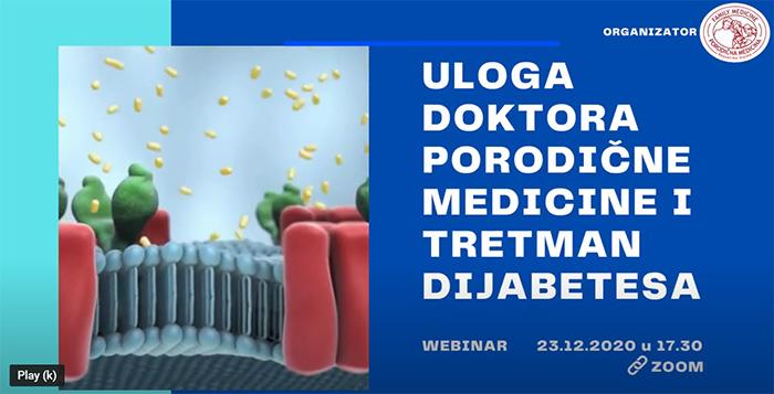 Uloga doktora porodične medicine i tretman dijabetesa